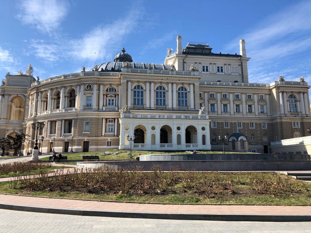 Odessa Opera Teather
